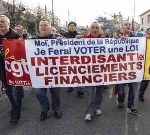 CGT: Protestas en Francia contra la política antisindical del presidente Hollande
