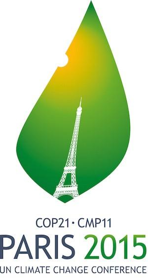 Logo de la COP21 de París