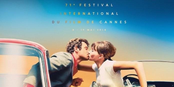 Cannes 2018 belmondo karina cartel