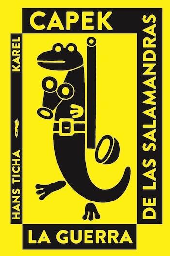 ¿Que estáis leyendo ahora? - Página 10 Capek-salamandras-portada
