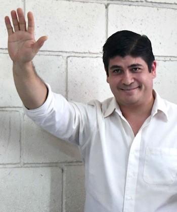 Carlos Alvarado presidente electo Costa Rica