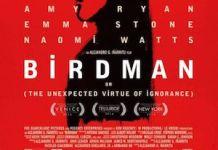 Birdman, poster de la película