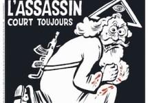 Portada de Charlie Hebdo: un an après