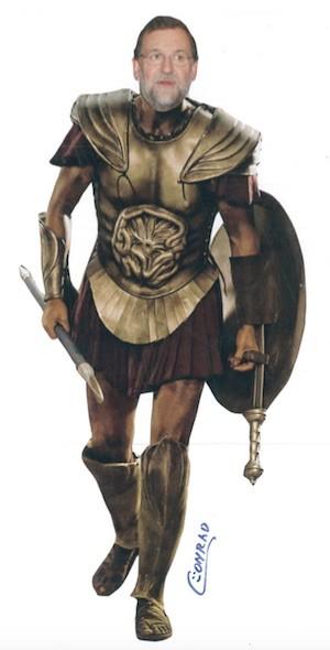 Conrad-Rajoy-armadura