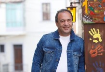 Domenico Lucano, alcalde de Riace