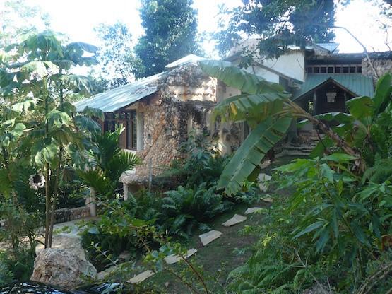 República Dominicana: hostal Paraíso Caño Hondo