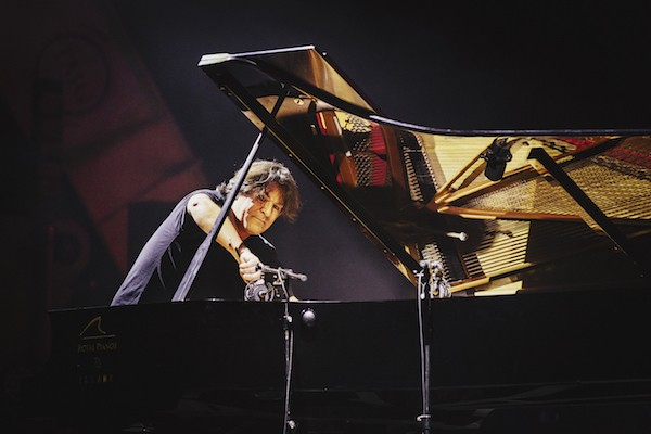 Dorantes piano © Óscar Romero