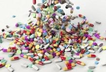 Drogas Recetadas