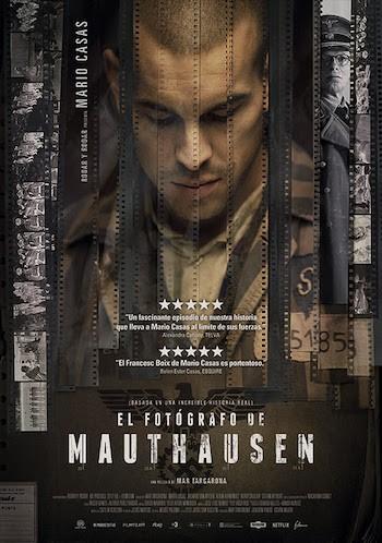 El fotógrafo de Mauthausen cartel