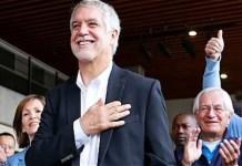 Enrique Peñalosa, alcalde de Bogota