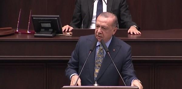 Erdogan informa a la Asamblea parlamentaria turca sobre el asesinato de Jamal Khashoggi