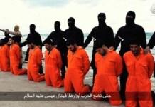 Decapitaciones del Estado Islámico en Libia