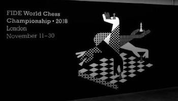 FIDE 2018 campeonato mundial ajedrez