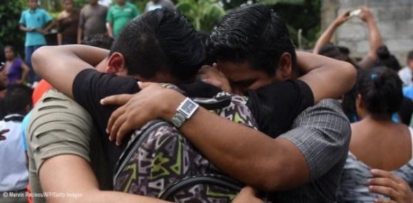 Nicaragua, el terror se apodera del país. Foto Mavin Recinos
