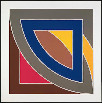 Frank Stella Protractor Series