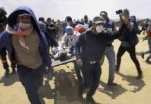 Gaza Amnistia AP Photo:Adel Hana
