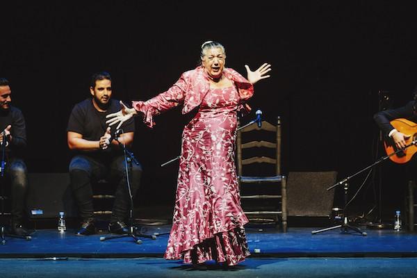 Gitanas Tía Juana la del Pipa © Óscar Romero