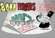 Greenpeace 18000 millones electricas