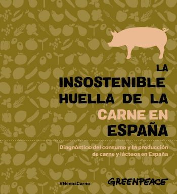 Greenpeace Informe Carne 2018