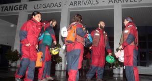 Liberados en Algeciras los activistas de Greenpeace que abordaron elStolt Tenacity
