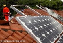 Greenpeace ha lanzado una campaña de recogida de firmas para que no se legalice el autoconsumo de energía eléctrica en España