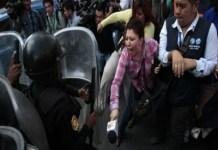 Agresiones a periodistas en Guatemala