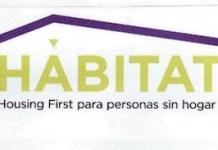 Habitat Housing First, logo