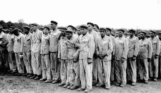 Homosexuales en el campo nazi de Buchenwald