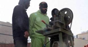 Iran amputaciones castigo