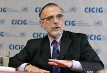 Iván Velásquez jefe de la Cicig. Foto elPeriódico