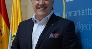 Gracias señor Landaluce, alcalde de Algeciras