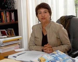 Julieta Montaño. Foto: Hernán Andia en Los Tiempos