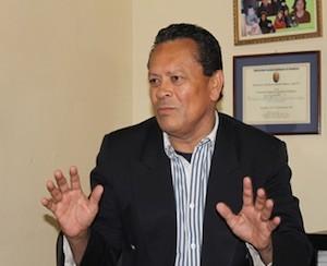 Julio Ernesto Alvarado