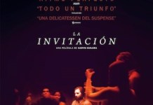 La invitación, cartel