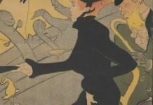 Lautrec: divan japones 1893