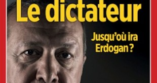 Le Point Erdogan dictador