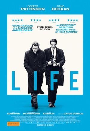 Life, poster de la película