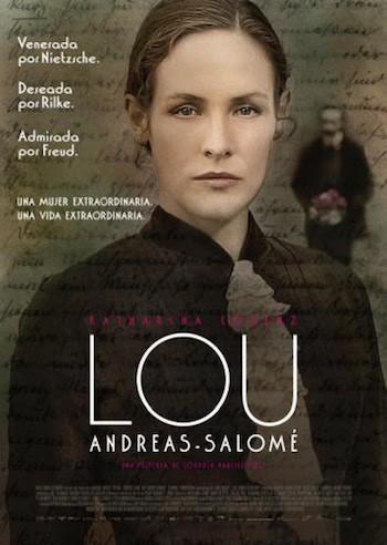 Lou Andreas-Salomé cartel