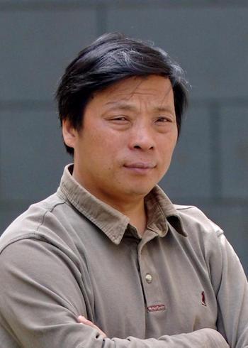 Lu Guang polución en China