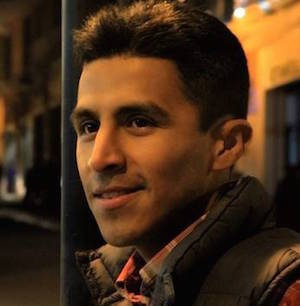 Lucano Romero Cárcamo, periodista mexicano, ganador del Premio Colombine