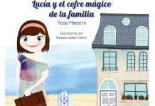Lucía y el cofre mágico de la familia, portada