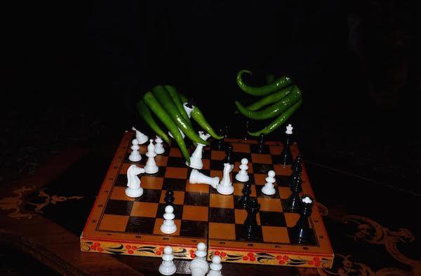 Lucie Khahoutian ajedrez
