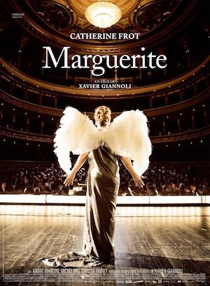 Marguerite, poster de la película