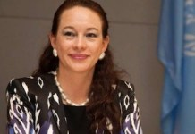 María Fernanda Espinosa canciller Ecuador