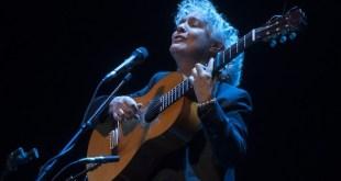 Mayte canta a Manuel. Foto David Mudarra