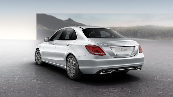 Mercedes-Benz C 300 Hybrid