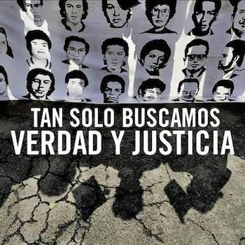 Mexico Desaparecidos verdad y justicia