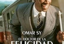 Omar Sy El doctor de la felicidad cartel