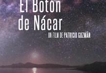 Boton de nacar, poster de la película de Patricio Guzmán