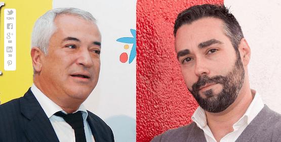 Luis Pineda y Rubén Sánchez